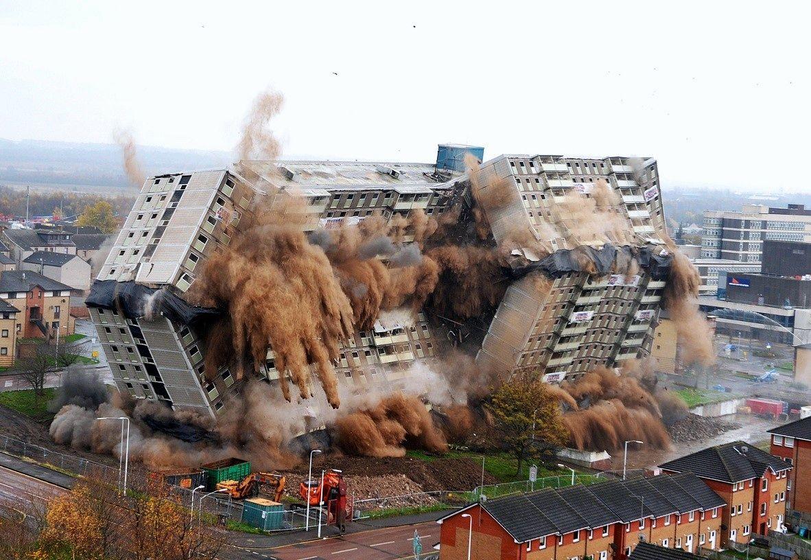 Demolitions: A ProgressReport