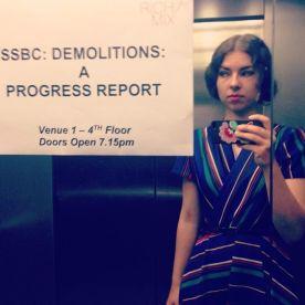 Demolitions: A Progress Report